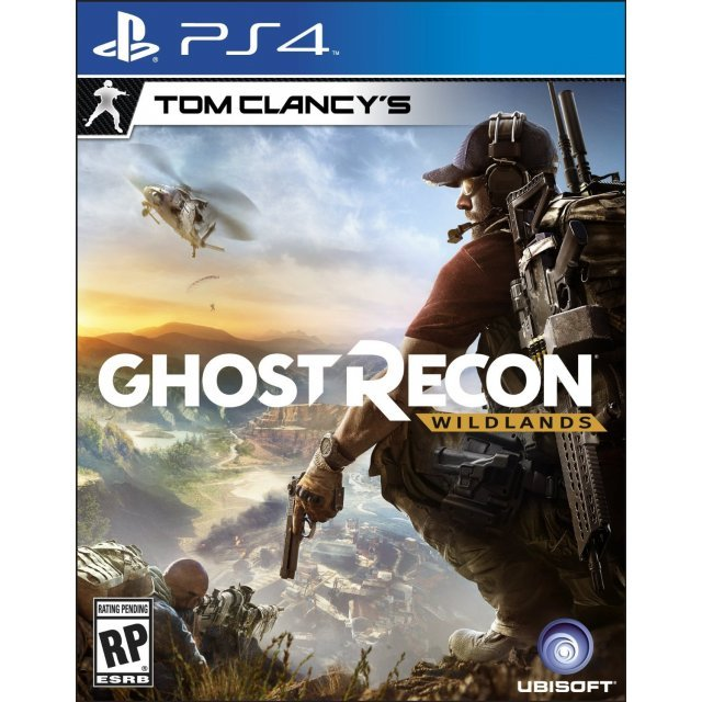Tom Clancy's Ghost Recon: Wildlands (English & Chinese Subs)