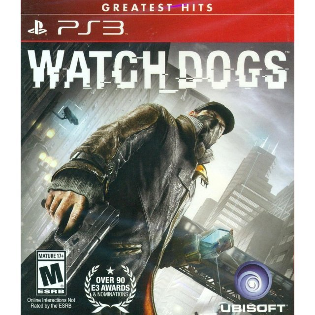 Watch Dogs (Greatest Hits)