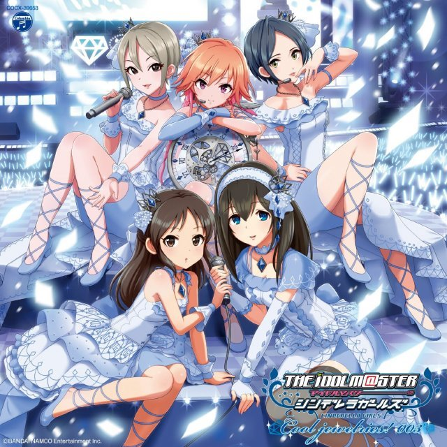 Idolm@ster Cinderella Master Cool Jewelries 003