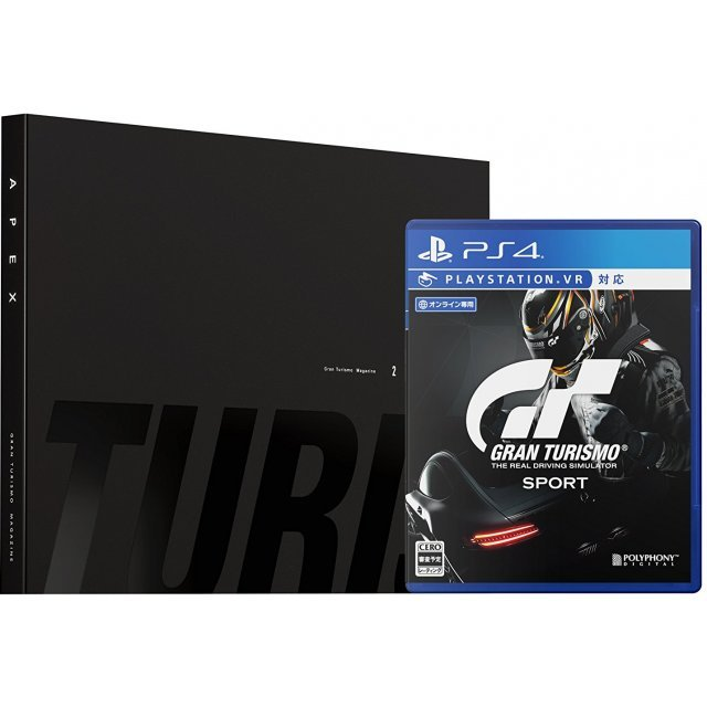 gran turismo sport limited edition. Black Bedroom Furniture Sets. Home Design Ideas