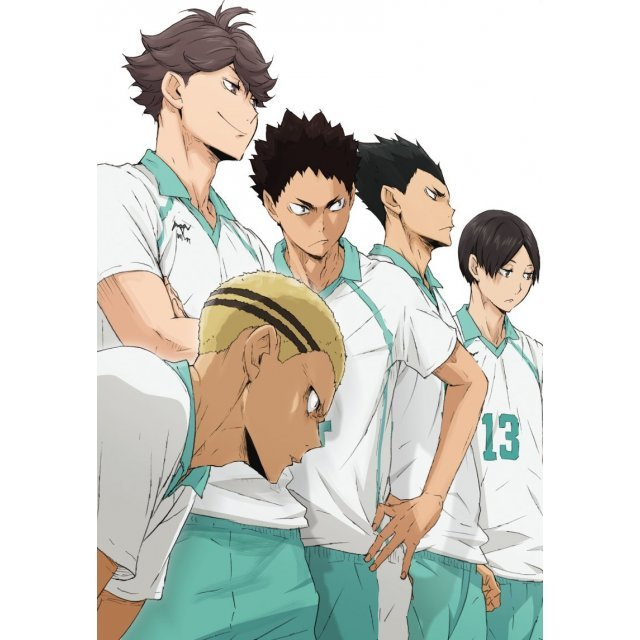 Haikyu Second Season Vol.8 [DVD+CD]
