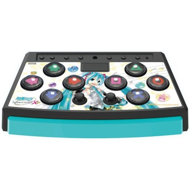 Hatsune Miku -Project Diva- X HD Mini Controller for Playstation 4