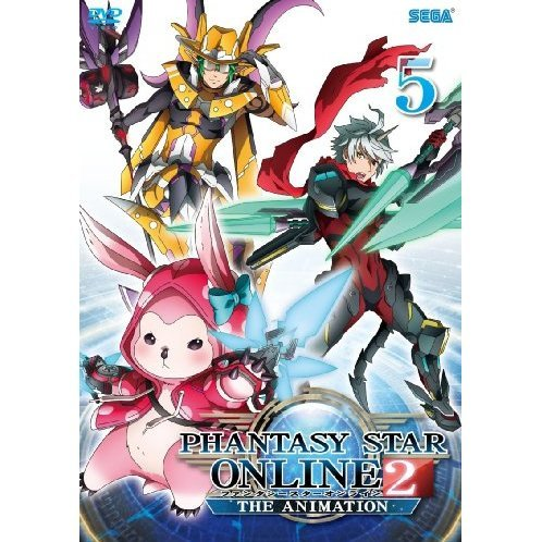 Phantasy Star Online 2 The Animation Vol.5