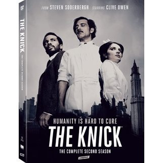 The Knick - Season 2 [4-Disc DVD]