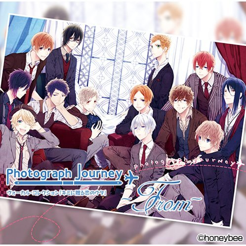 Photograph Journey Vocal Collection - Kimi Ni Okuru Koi No Uta - Dear