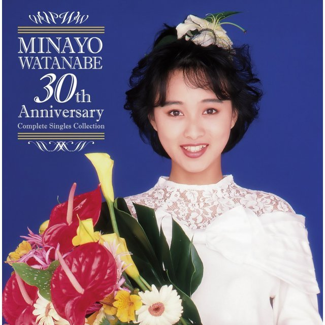 Watanabe Minayo 30th Anniversary Complete Singles Collection [Blu-spec CD2]