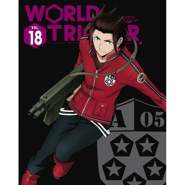 World Trigger Vol.18