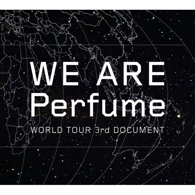 We Are Perfume -world Tour 3rd Document [2DVD+CD Limited Edition]