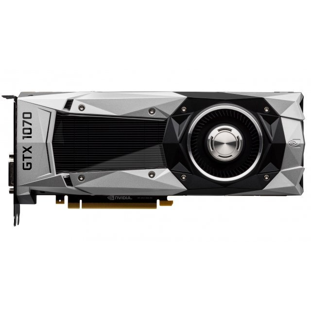 GALAX GeForce GTX 1070 Founders Edition, 8GB GDDR5