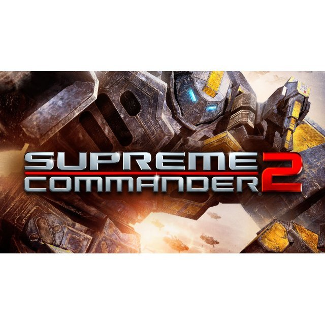 Supreme Commander 2 (Steam)