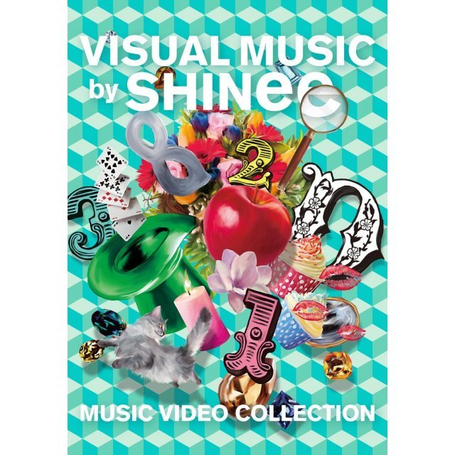 Visual Music By Shinee Music Video Collection