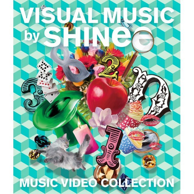 Visual Music By Shinee Music Video Collection-|Shinee