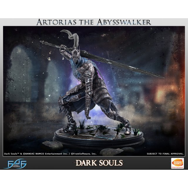Dark Souls 1/4 Scale Statue: Artorias The Abysswalker