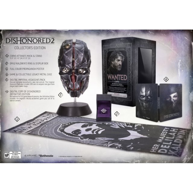 Dishonored 2 [Premium Collector's Edition]