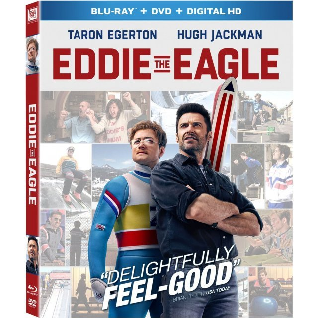 Eddie The Eagle [Blu-ray+DVD+Digital HD]
