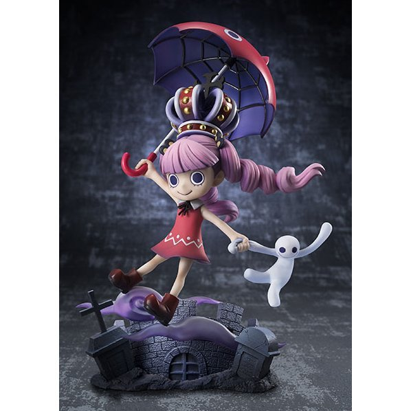 Excellent Model One Piece Portrait of Pirates CB-EX 1/8 Scale Pre-Painted Figure: Perona [Gothic]