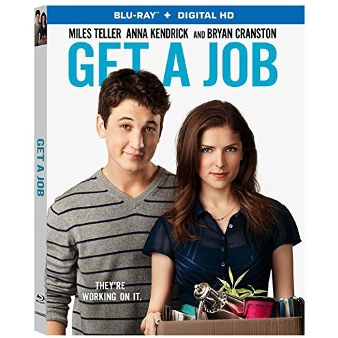 Get A Job [Blu-ray+Digital HD]