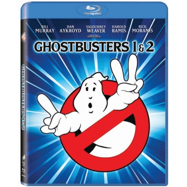 Ghostbusters 1 And 2 (Mastered in 4K) [2-Disc Boxset]