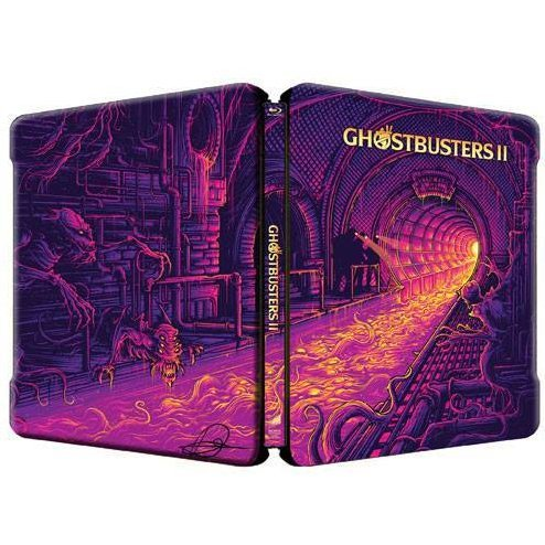 Ghostbusters II (Steelbook, Mastered in 4K) [Collector's Edition]