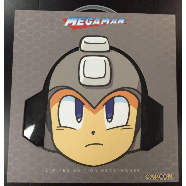 MEGA MAN HD LED LIMITED EDITION HEADPHONES (SILVER) Mega-man-hd-led-limited-edition-headphones-silver-478011.1