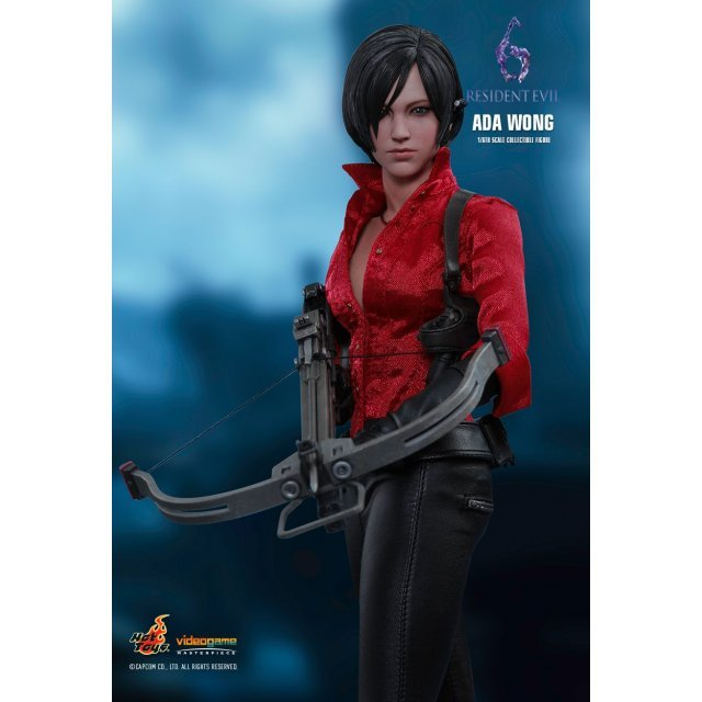 Resident Evil 6 1/6 Scale Collectible Figure: Ada Wong