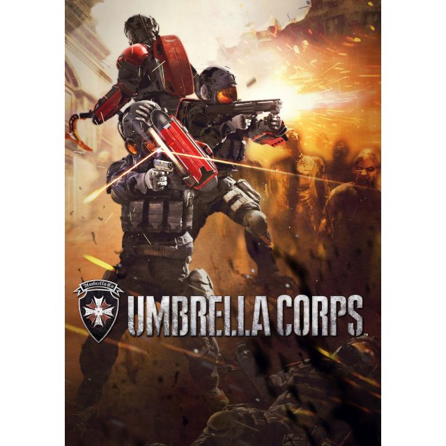Resident Evil Umbrella Corps Offiicial Cheats Guide