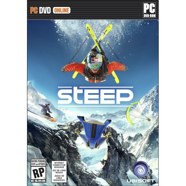 Steep (DVD-ROM)