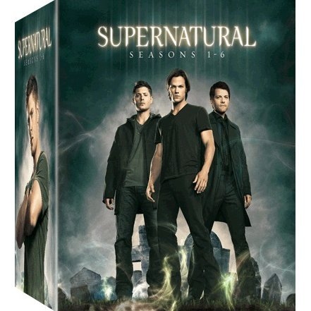 Supernatural: Seasons 1-6 [35-Disc Boxset]