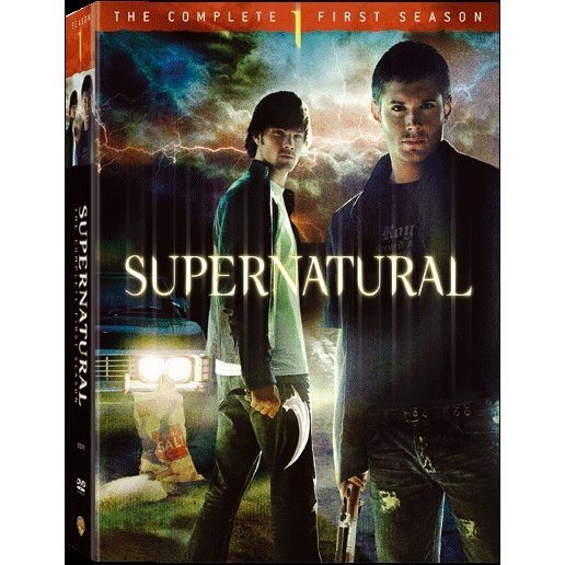 Supernatural - The Complere First Season [6-Disc Set]