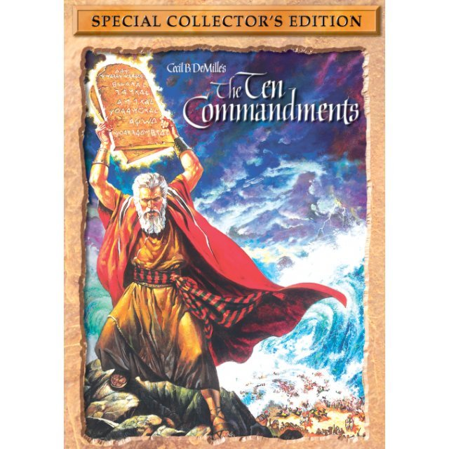 The Ten Commandments (Special Collector's Edition) [2-Disc Set]