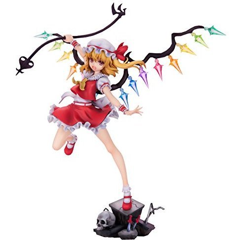 Touhou Project 1/8 Scale Pre-Painted Figure: Sister of the Devil Flandre Scarlet