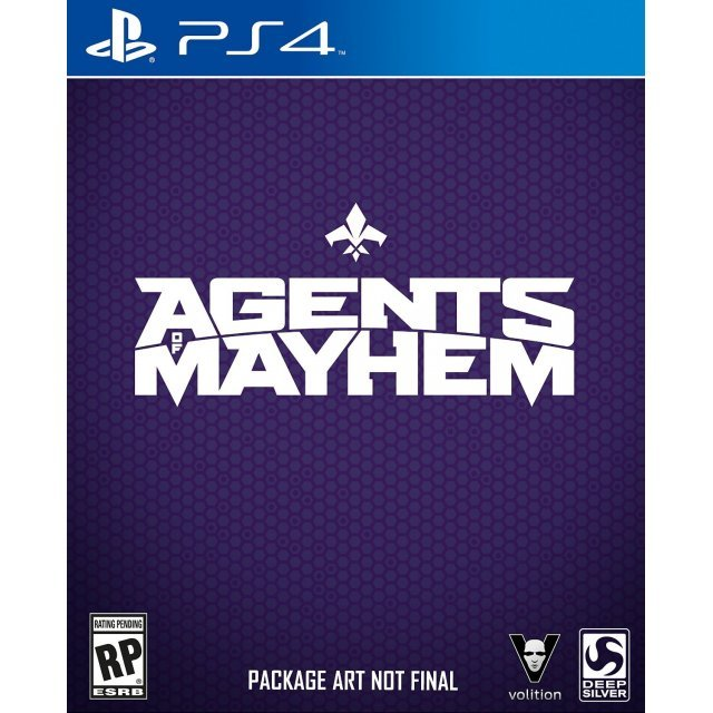 Agents of Mayhem (English)