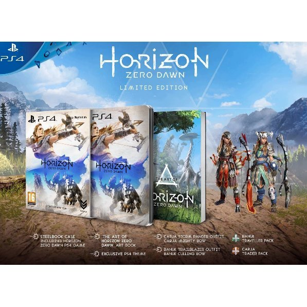 Horizon: Zero Dawn [Limited Edition] (English & Chinese Subs)