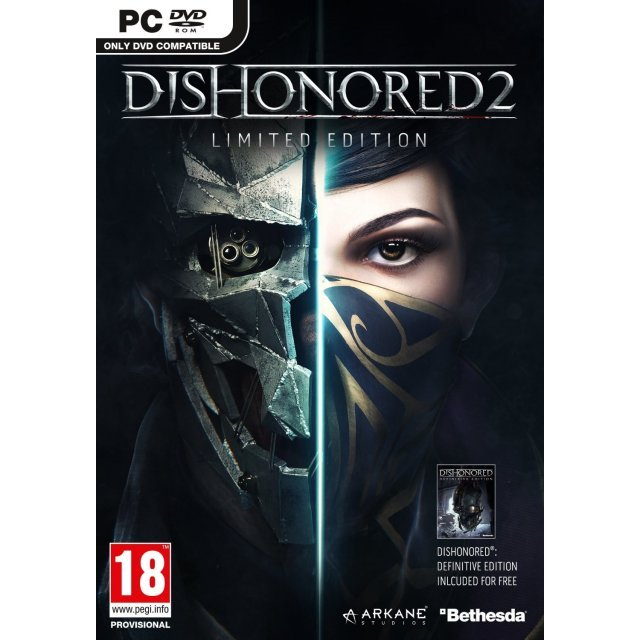 Dishonored 2 [Limited Edition] (DVD-ROM)