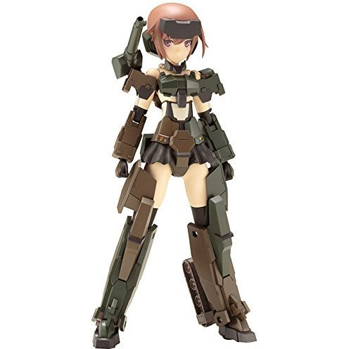 Frame Arms Girl: Gourai Type 10 Ver. with Little Armory