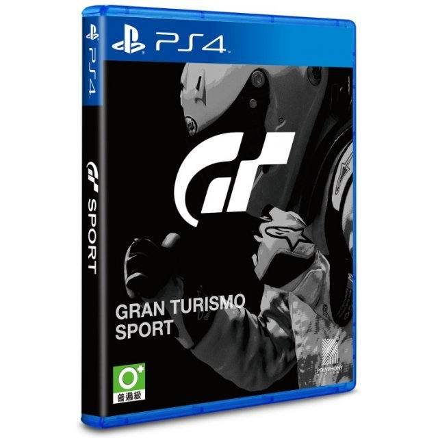 Gran Turismo Sport (English & Chinese Subs)