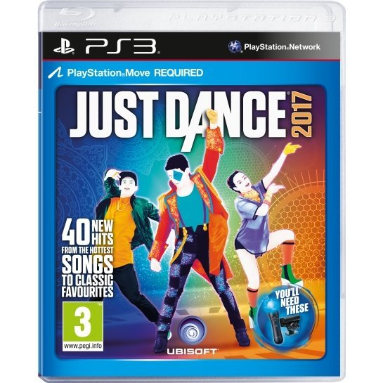 Just Dance 2017 for Pl...