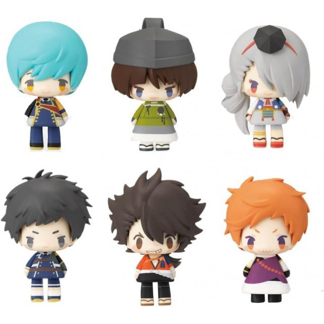 Koedarize 18 Touken Ranbu -Online- Vol. 3 (Set of 6 pieces)