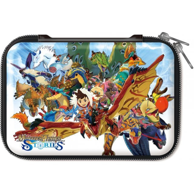 Monster Hunter Stories Pouch for New 3DS LL