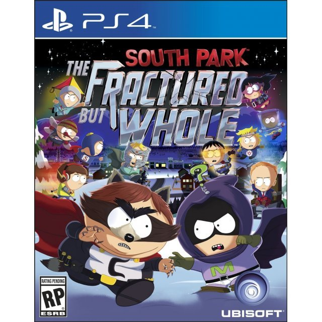 South Park: The Fractured But Whole (English)