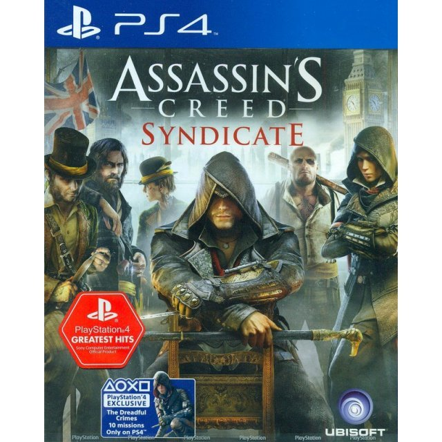 Assassin's Creed Syndicate [Greatest Hits] (English & Chinese Subs)