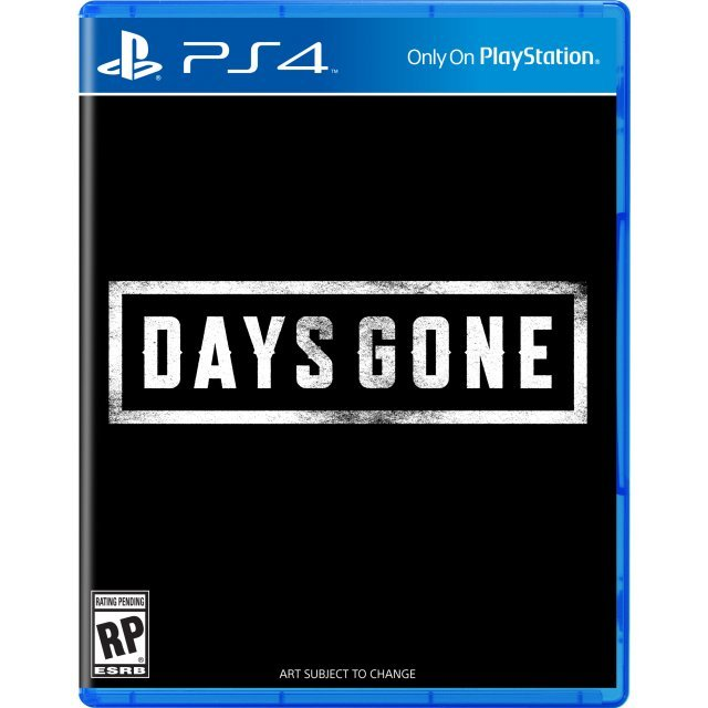 Days Gone (English)