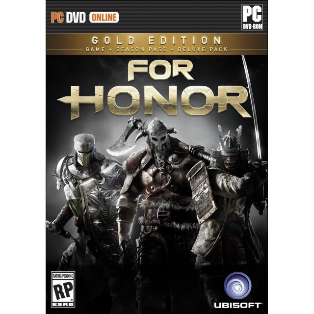 For Honor [Gold Edition] (DVD-ROM)