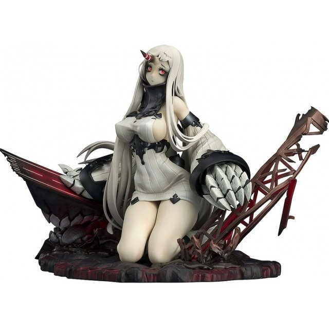 Kantai Collection 1/8 Scale Pre-Painted PVC Figure: Harbour Princess