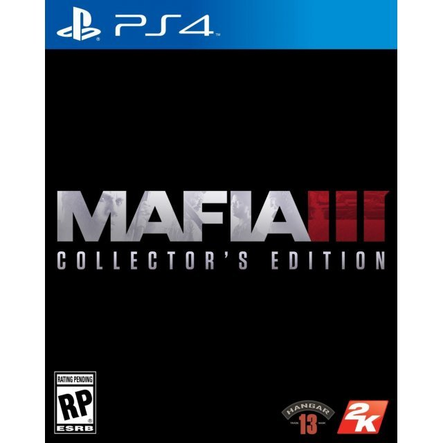 Mafia III [Collector's Edition] (English & Chinese Subs)