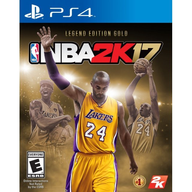 NBA 2K17 [Legend Edition Gold]
