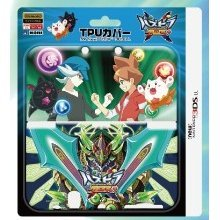 Puzzle & Dragons X TPU Cover for New 3DS LL