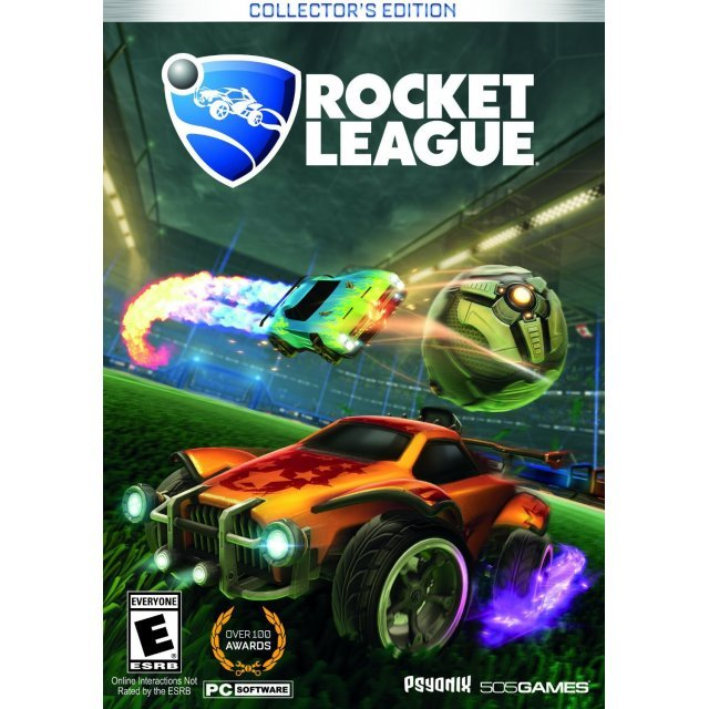 Rocket League [Collector's Edition] (DVD-ROM)