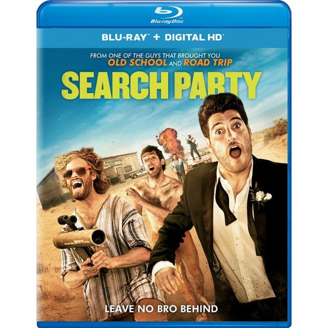 Search Party [Blu-ray+Digital HD]