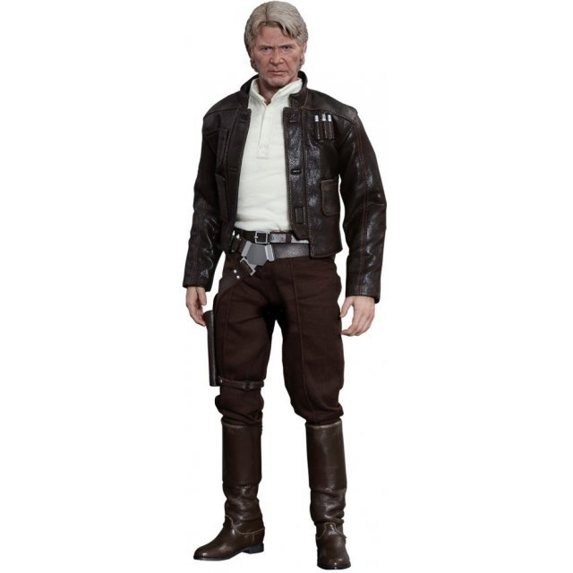 Star Wars The Force Awakens 1/6 Scale Collectible Figure: Han Solo